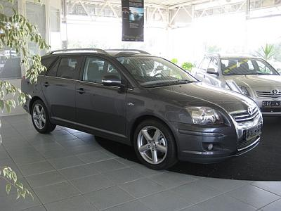 Toyota Avensis D-CAT 2.2 Executive